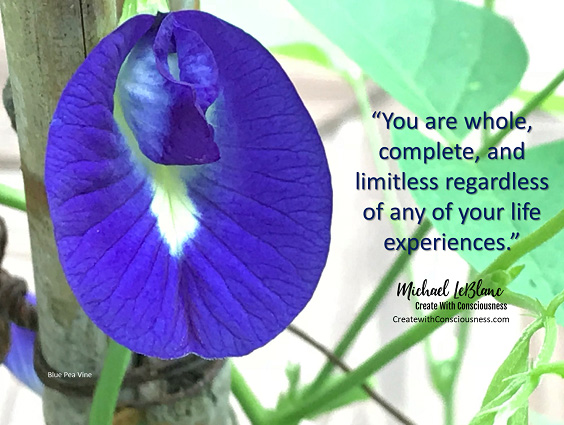 You Are Whole, Complete and Limitless!
